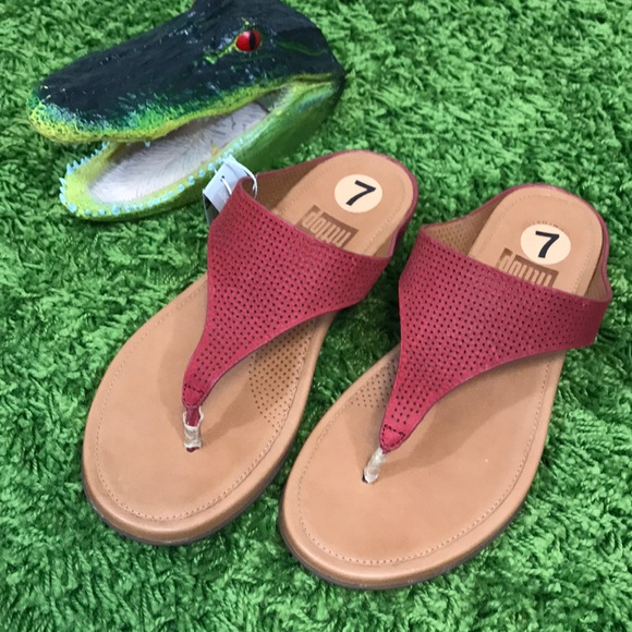 c1bfc86ad Fitflop Shoes | Womens Red New | Poshmark